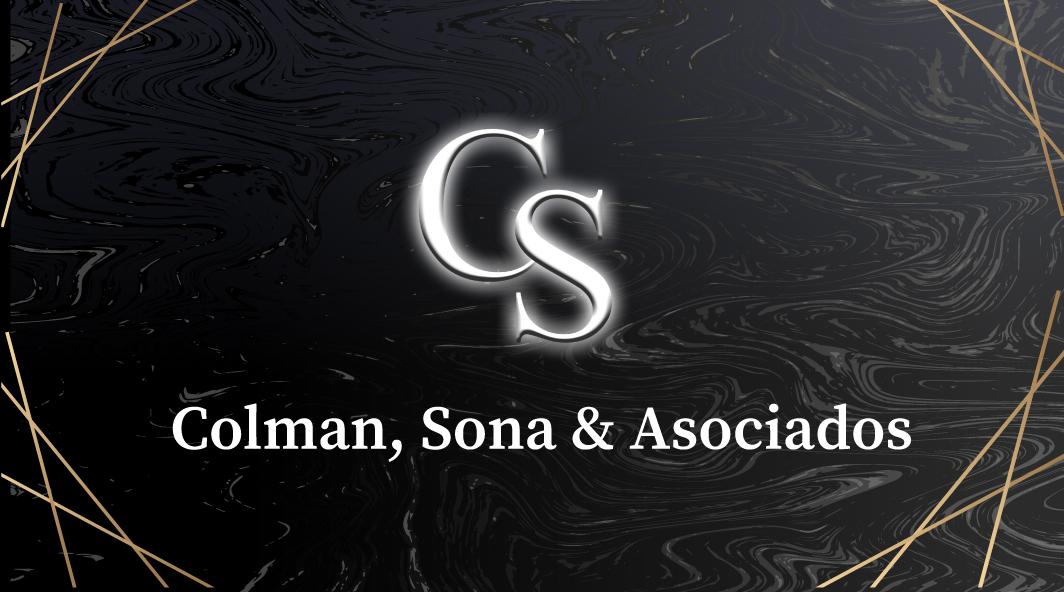 Colman Sona y Asociados Logo